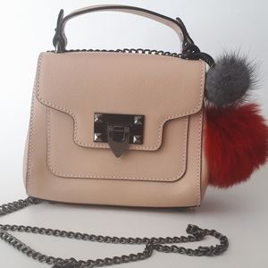 Handbags - Leather Crossbody Purse